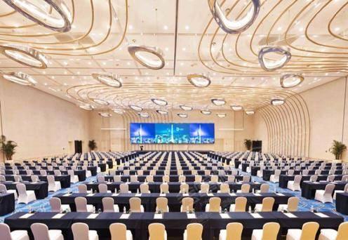 上海中心大宴会厅