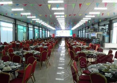 1000平宴会厅