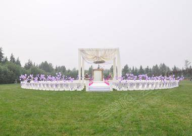 大秦婚礼草坪