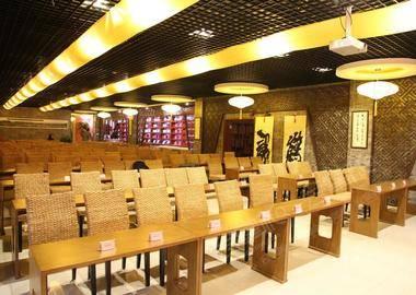 上海一润茶业会所