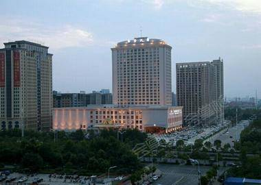 合肥白金汉爵大酒店