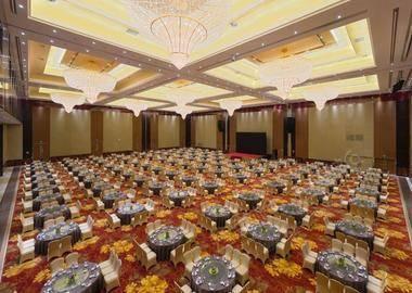 国际会议中心整厅