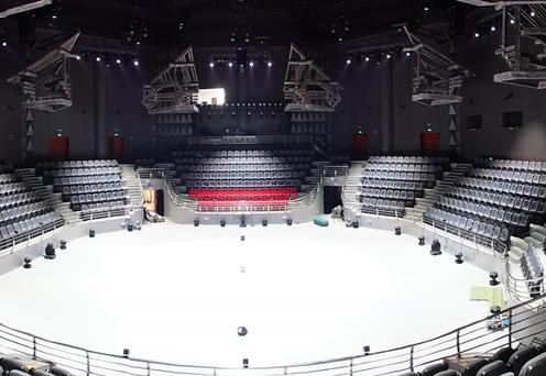 剧院式会议中心