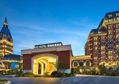 武汉绿地铂瑞酒店