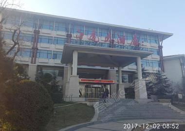 石家庄白鹿温泉红崖谷景区