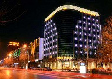 银川英特奥斯酒店