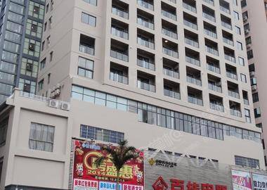 锦江之星(三亚国际购物中心海景店)