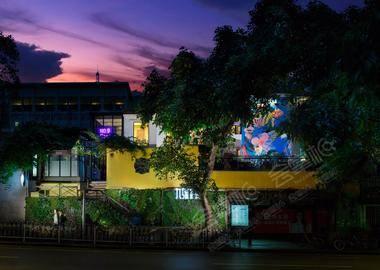 广州九号花园西餐厅