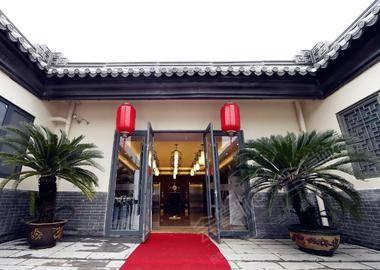 济南大明食府庭院式酒店