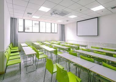 本溪路 - 大间教室
