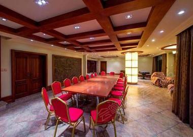 别墅会议室