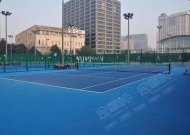 黄龙网球场