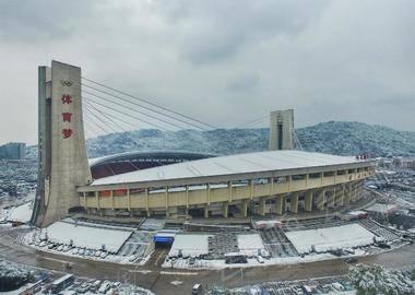 杭州黄龙体育中心-综合馆