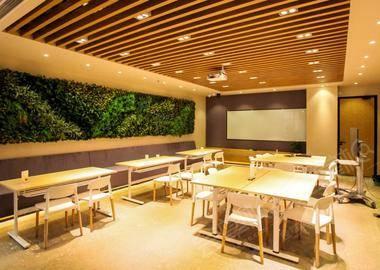 宋园园区—2楼大会议室