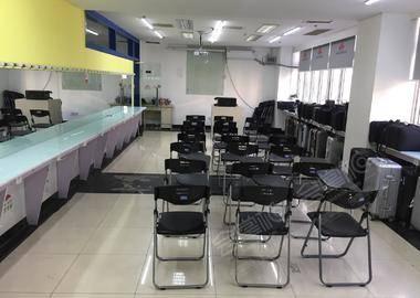长寿路 - D6教室
