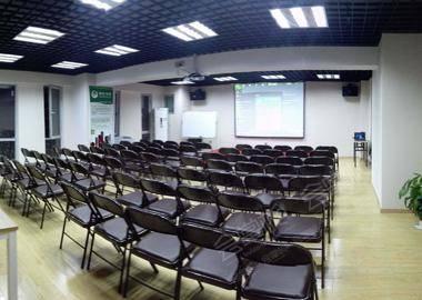 广富林路 - 万达商务楼会议室