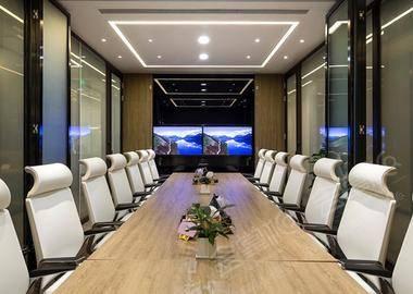 安联大厦-大连会议室