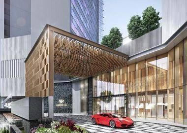 香港海汇酒店(Hotel VIC on the Harbour)