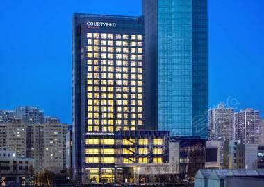 西安蓝海风万怡酒店