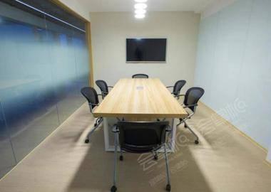 上海体育场-6人会议室