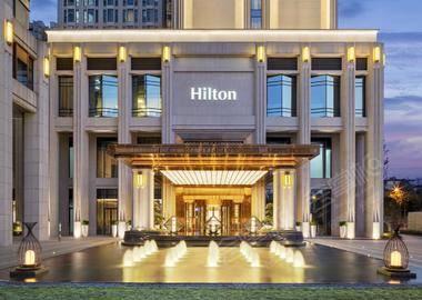 成都协信中心希尔顿酒店