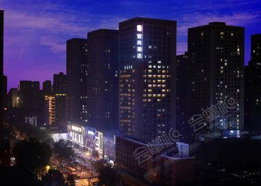 宜尚酒店(西安明城墙西北大学店)