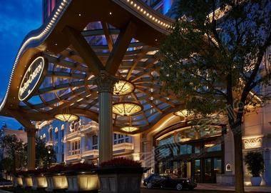 澳门丽思卡尔顿酒店(The Ritz-Carlton Macau)